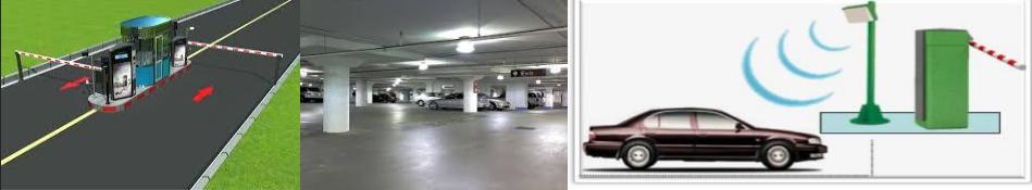 rfid parking