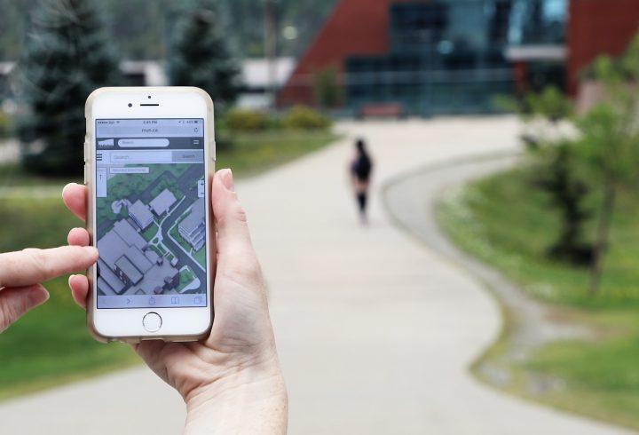 campus navigation