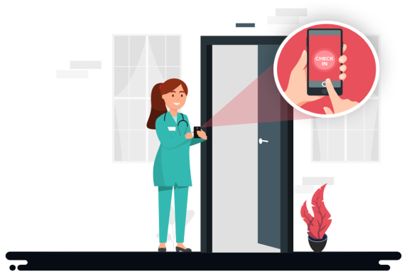 rfid patient management by nurse